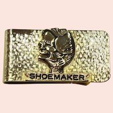 Shoemaker Money Clip