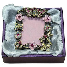 Vintage Small Picture Frame