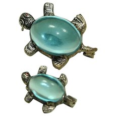 Vintage Small Jelly-Belly Pins