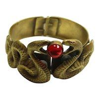Joseff Snake Bracelet