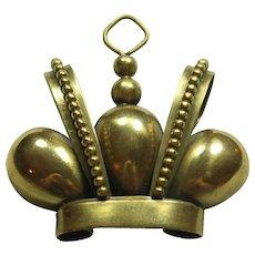 Joseff Crown Pin