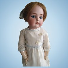 "Antique 22"" Simon&Halbig K*R W. German Bisque Doll 55 (circa 1900)"