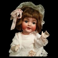 Adorable K&R Simon Halbig 126 Doll