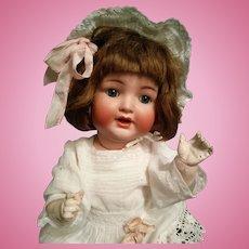 Adorable K&R Simon Halbig 126 Doll