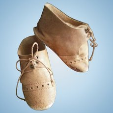 Lovely Antique Leather Shoes