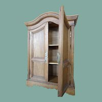 Antique French Armoire end of 19th Century
