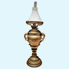 Antiqe German Erhard & Söhne Ormolu Lamp
