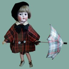 "18"" Kammer & Reinhardt doll, model Mein Liebling, mold 117n with flirty eyes (ALL ORIGINAL!)"
