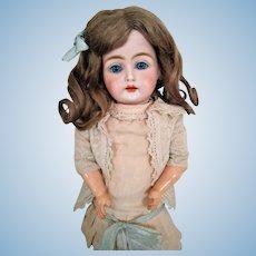 VERY RARE Heinrich Handwerck doll mold 199 (ALL ORIGINAL!)
