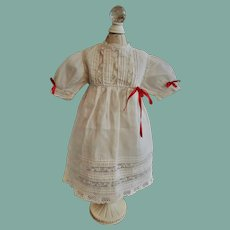 Antique Cotton Morning Dress