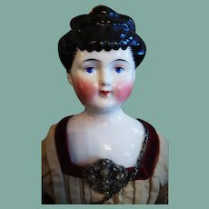 RARE Conta Boehme China Doll
