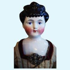 RARE Conta Boehme China Doll