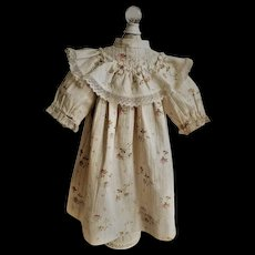 Original Factory Jumeau Chemise/Dress