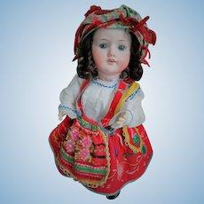 RARE Hermann Steiner Doll in National Costume