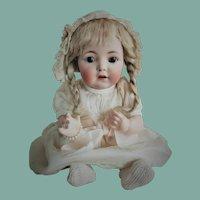 Adorable and Rare Antique Franz Schmidt Toddler, mold 1295