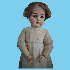 All original! Antique Simon&Halbig K*R W. German Bisque Doll 55 (circa 1900)