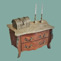 French Miniature Commode