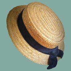 Lovely Doll Straw Hat