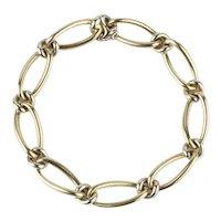 Cartier 18 Karat Gold Vintage Bracelet