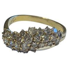 A 1.4ct Diamond Dress Ring