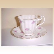 Royal Imperial China Cup and Saucer