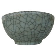 Chinese GE Ware Type Bowl