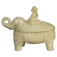 Vallerysthal Caramel Rider on Elephant