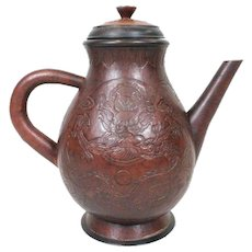Chinese Gourd Teapot