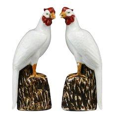 Chinese Bird Figures