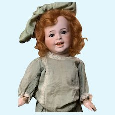 """18 in French  """" laughing jumeau""""  Doll"""