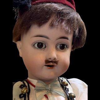 16in German doll by Karl Hartman.