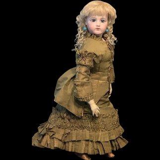 Antique 22inch French Fashion Doll