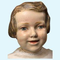 Jessie  Mc Cutcheon Raleigh  early composition doll