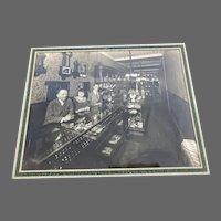 Findlay OH Ohio The Ingall Studio B&W Photograph Jewelry Gift Store