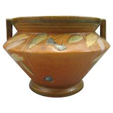 Roseville Pottery FUTURA # 616 Matte Jardiniere