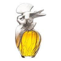 Nina Ricci L'Air du Temps Doves Factice Perfume Bottle by Lalique c.1970