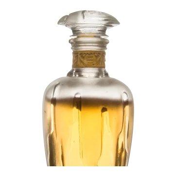 Caron Parfum Precieux Vintage Perfume Bottle by Julien Viard France c.1910