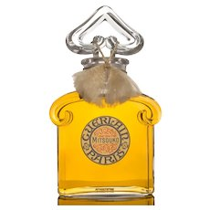 Giant Guerlain Mitsouko Perfume Factice Display Bottle