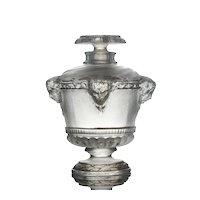Rene R. Lalique Perfume Bottle for Guerlain Bouquet de Faunes France c.1930
