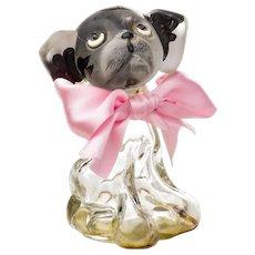 Jovoy Allez...Hop! Vintage Figural Perfume Bottle France 1924