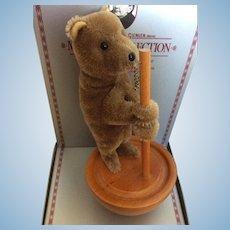 """Steiff Roly Poly Circus Mohair 8"""" Bear"""
