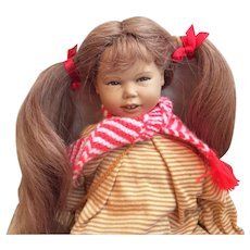 "Heidi Ott Freckled Fipsi 12"" Doll"