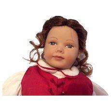 """Heidi Ott Anneliese 12"""" Doll"""