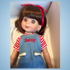 """Betsy McCall made by Robert Tonner  12"""""""