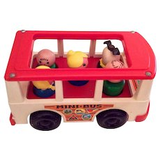 Fisher Price mini Van 1969