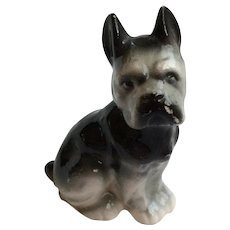 Terrier Dog made in Japan