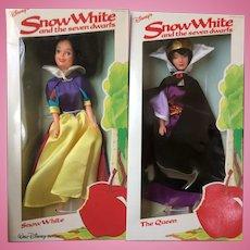 Walt Disney Snow White and The Queen by Bikin 1960s
