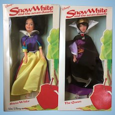 Walt Disney Snow White and The Queen
