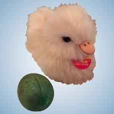 "5"" Steiff Chick"