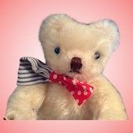 "6 1/2 "" Merrythought, The Magnet Mohair Bear made in England"